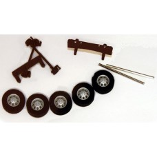537-5250.81 - HO Scale River Point Station Accessory Pack - Hi-Rail Parts Set
