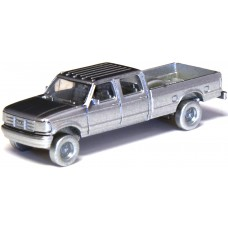 N36-L657.00 - N Scale 1992 River Point Station Ford F-250 4X4 Crew Cab Pickup Kits (Pair)