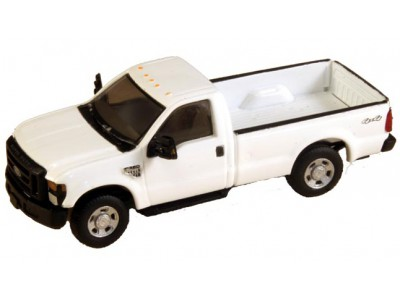 536-5057.01 - River Point Station Ford F-350 XL Regular Cab - White