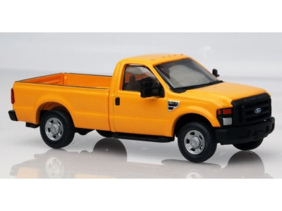 536-5057.02 - HO Scale River Point Station Ford F-250 XL Regular Cab - Yellow