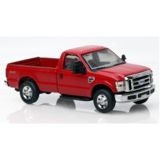536-5057.10 - River Point Station Ford F-350 XLT Regular Cab - Red