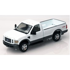 536-5057.33 - River Point Station Ford F-350 FX4 Regular Cab - White/Dark Shadow Grey