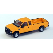 536-5257.02 - HO Scale River Point Station Ford F-250 XLT Super Cab - Yellow