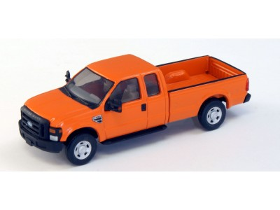 536-5257.09- River Point Station Ford F-250 XLT Super Cab -  Orange