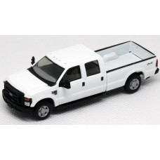 536-5657.01 - River Point Station Ford F-350 XL Crew Cab - White