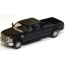 536-5657.07 - HO Scale River Point Station Ford F-350 XLT Sport Crew Cab - Black/Chrome Trim
