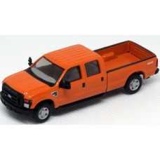 536-5657.09 - River Point Station Ford F-350 XLT Sport Crew Cab - Orange