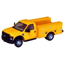 536-5725.02 - River Point Station Ford F-450 XL Short Cab Service/Utility Truck - DRW HD - Yellow