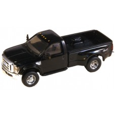 536-5755.07 - River Point Station Ford F-350 XLT HD Regular Cab Dually - Black