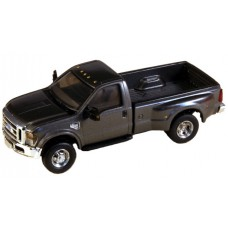 536-5755.27 - River Point Station Ford  F-350 XLT HD Regular Cab Dually - Pewter (Dark Shadow Grey)