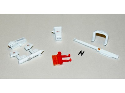 537-5252.39 - River Point Station Accessory Pack - Bucket/Boom Accessory Kit - White pkg (2)​