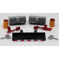 537-5252.69 - River Point Station Accessory Pack - Service Truck Accessory Set