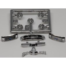 537-5253.17 River Point Station 1/87 (HO) Scale Chrome Parts Accessory Pack