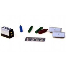 537-5253.25 - HO Scale River Point Station Accessory Pack - Welding Accessory Set