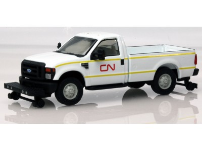 538-5058.91 - River Point Station Ford F-350 XL Regular Cab Hi-Rail - Canadian National