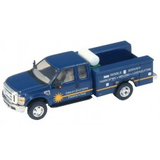 538-5321.S9 - HO Scale River Point Station Ford F-450 XL Extended Cab Fleet Service Truck DRW - Great Eastern Fabricating Co.