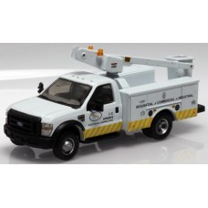 538-5726.42 - River Point Station - Ford F-450 XL Short Cab Service/Utility Bucket Truck - DRW HD -  I.C. Sparks Electrical Contractor (White)