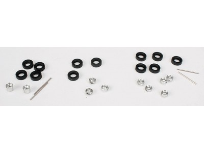 "537-5250.76 - River Point Station Accessory Pack - Wheel Set, 17"" Chrome"