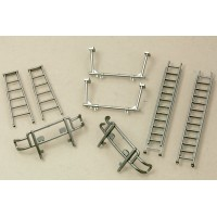 537-5250.56 - HO Scale River Point Station Accessory Pack - Ladder Set