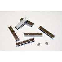 537-5250.68 - HO Scale River Point Station Accessory Pack - Toolbox Set (Silver)