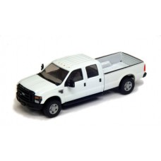 536-5657.01 - River Point Station Ford F-350 XLT Crew Cab - White