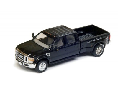 536-5555.07 - River Point Station Ford F-350 XLT Sport  Crew Cab Dually - Black