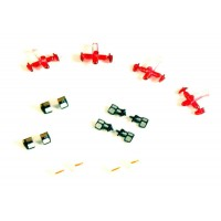 537-5250.11 - HO Scale River Point Station Spare Parts Accessory Pack